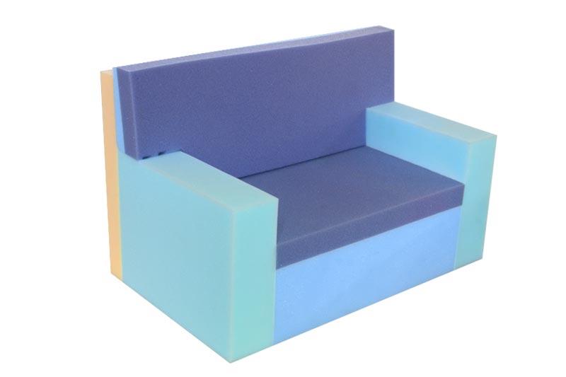 poliuretano espanso per divani